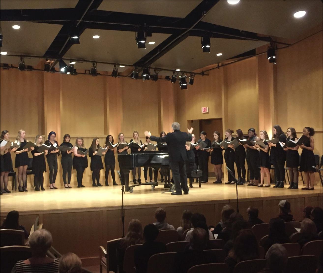 WAC Chorus - Department of Music